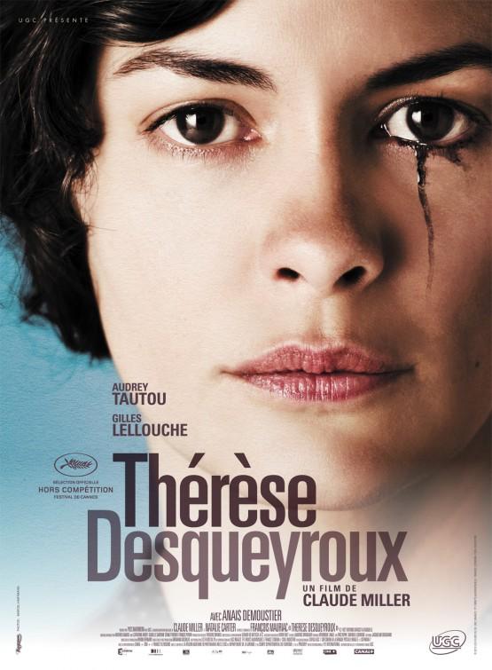 Therese Desqueyroux starring Audrey Tautou