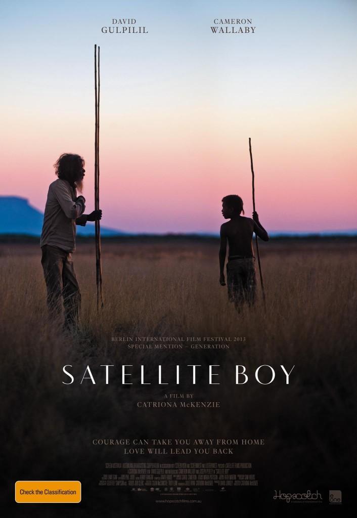 Satellite Boy starring David Gulpilil