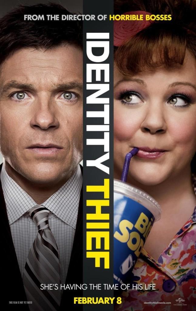Identity Thief - Starring Jason Bateman and Melissa McCarthy