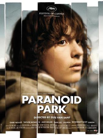 Gabe Nevins in Paranoid Park by Gus Van Sant