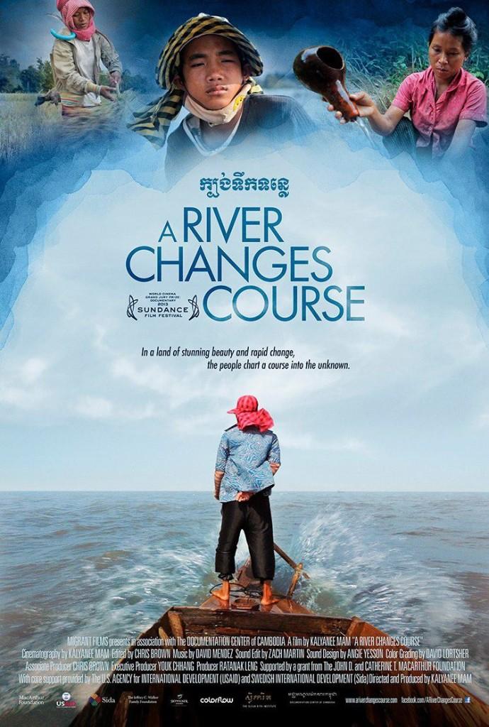 Kalyanee Mam's A RIVER CHANGES COURSE