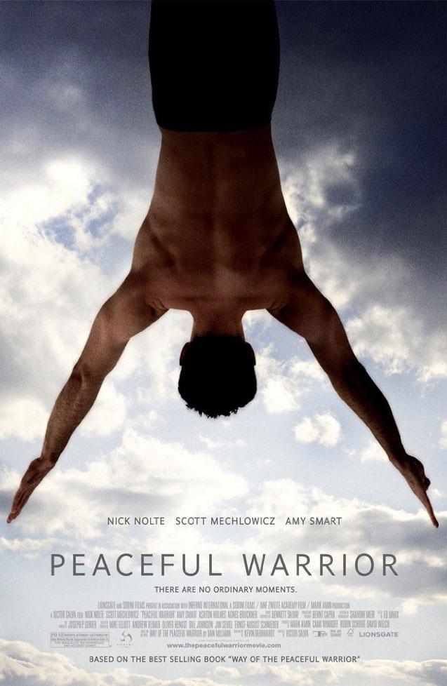 Peaceful Warrior starring Scott Mechlowicz and Nick Nolte