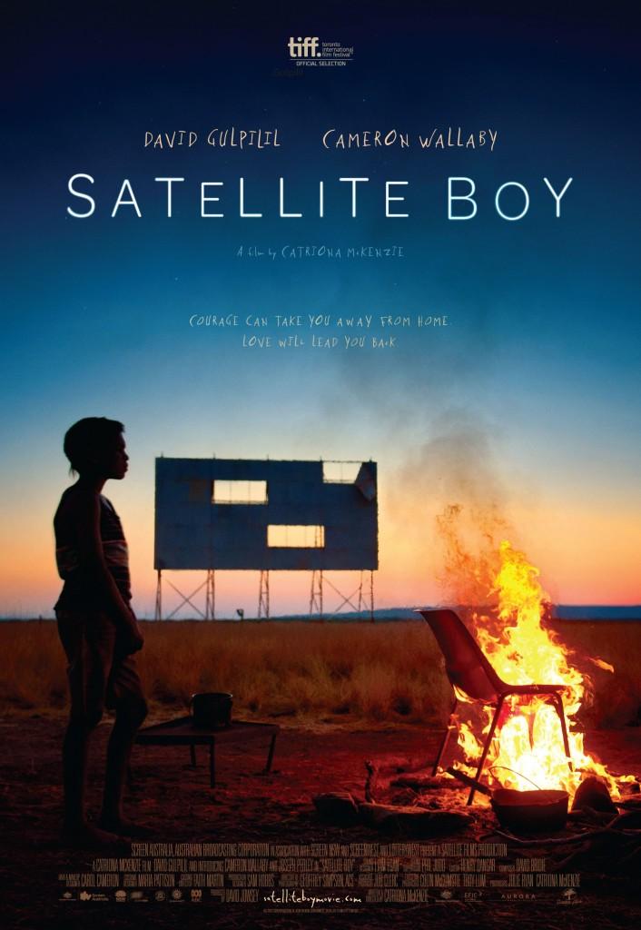 Satellite Boy - by Catriona McKenzie