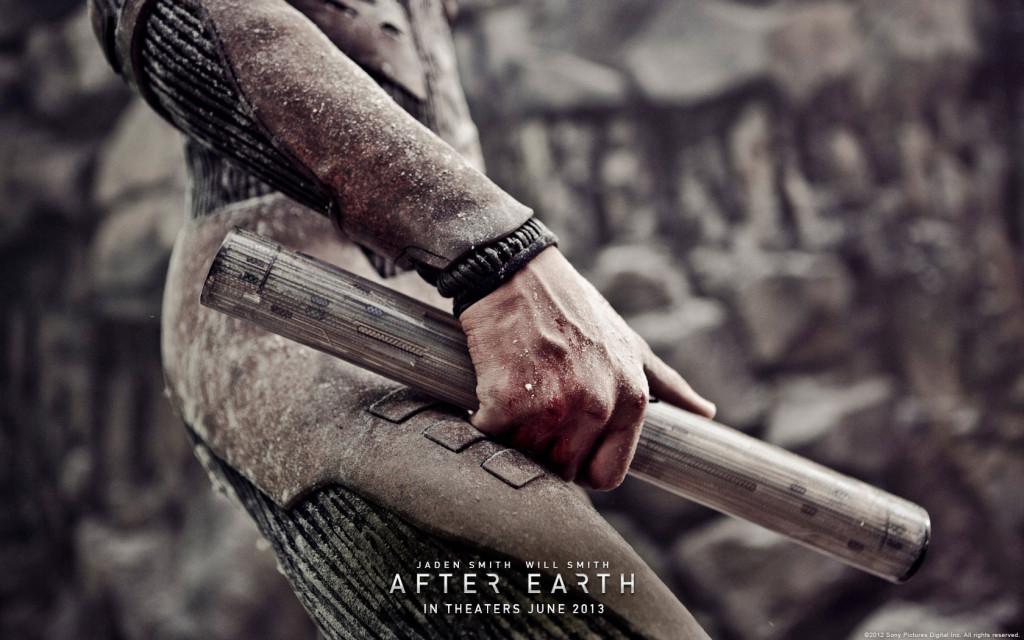 AFTER EARTH, M. Night Shyamalan, Will Smith, Jaden Smith