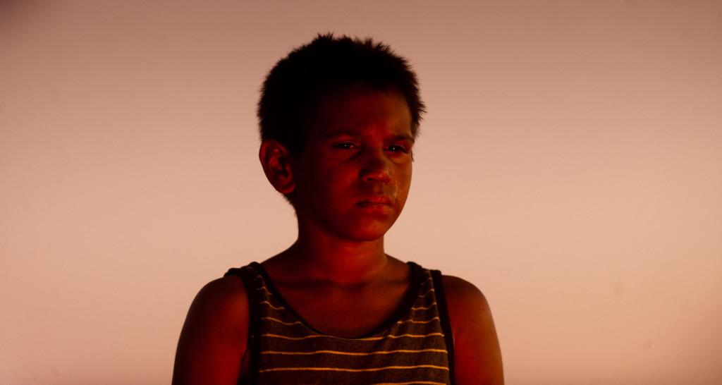 CAMERON WALLABY as PETE in SATELLITE BOY. Photo by Matt Nettheim