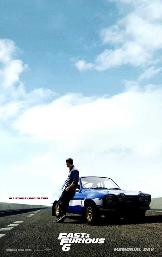Fast and Furious, Vin Diesel, Paul Walker, Dwayne Johnson