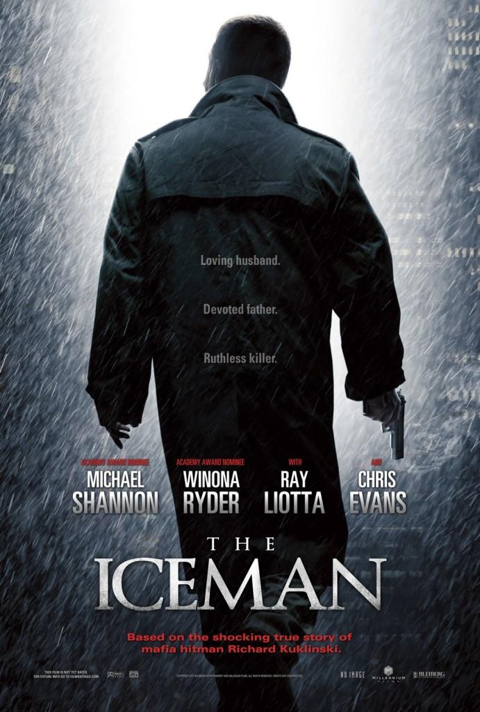 THE ICEMAN - Michael Shannon, Richard Kuklinski