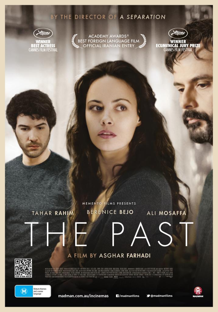 The Past, Le Passe, Review, Salty Popcorn, Andrew Brusentsev, Bérénice Bejo, Tahar Rahim, Ali Mosaffa, Asghar Farhadi
