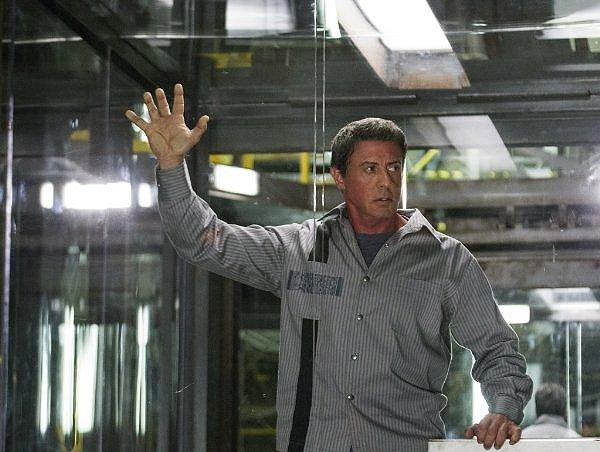 """Escape Plan, Escape Plan Review, Mitch Lewis, Sylvester Stallone, Arnold Schwarzenegger, Jim Caviezel, Curtis """"50 Cent"""" Jackson, Vinnie Jones, Vincent D'Onofrio, Amy Ryan, Miles Chapman, Mikael Håfström,"""