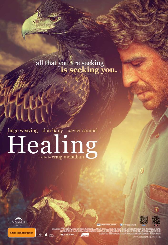 HEALING | MOVIE POSTER VIKTOR KHADEM (DON HEADY AND EAGLE)