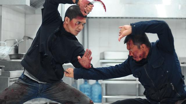 THE RAID 2, THE RAID, REVIEW, MADMAN FILMS, MADMAN ENTERTAINMENT, MARTIAL ARTS, ANDREW BRUSENTSEV, GARETH EVANS, CRIME, FOREIGN FILM