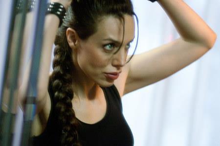 NOT ANOTHER CELEBRITY MOVIE | FAUX ANGELINA JOLIE (NICOLE LARI-JONI)