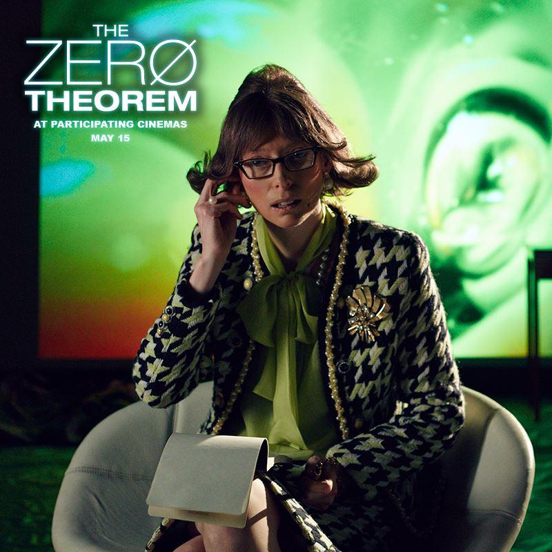 THE ZERO THEOREM TILDA SWINTON IMAGE