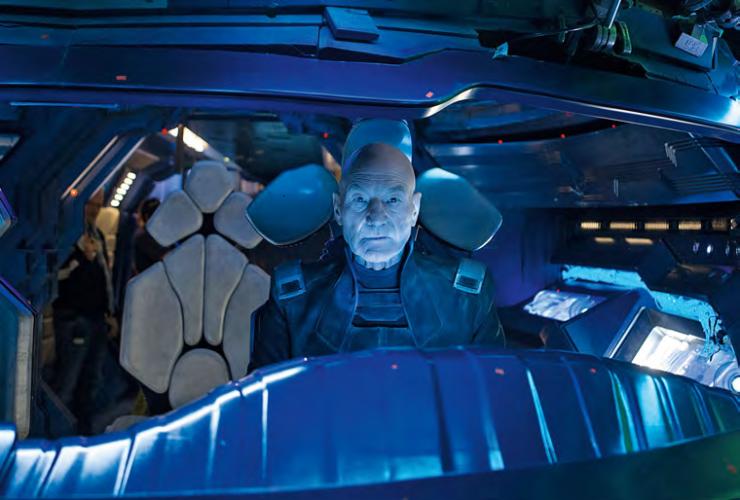 X-MEN: DAYS OF FUTURE PAST PROFESSOR X IMAGE