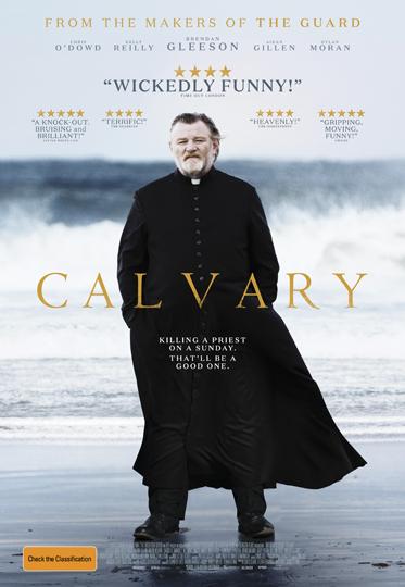 CALVARY MOVIE POSTER IMAGE