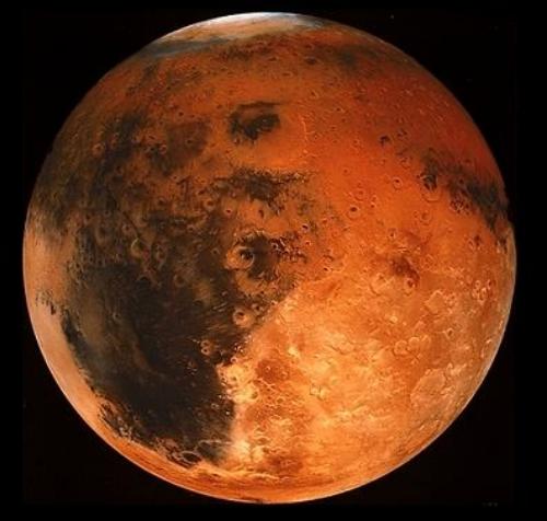 PLANET MARS IMAGE