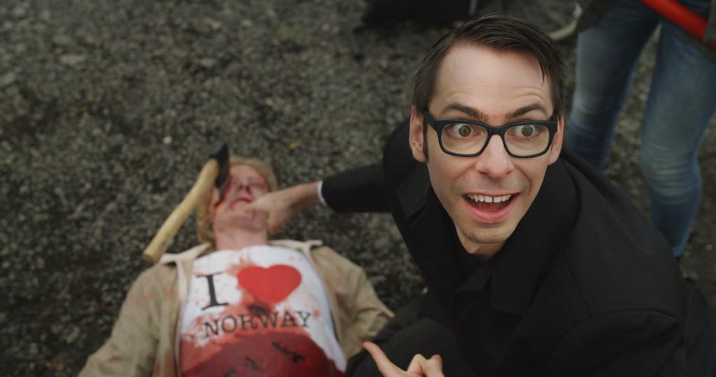 DEAD SNOW 2: DEAD VS RED MARTIN STARR IMAGE