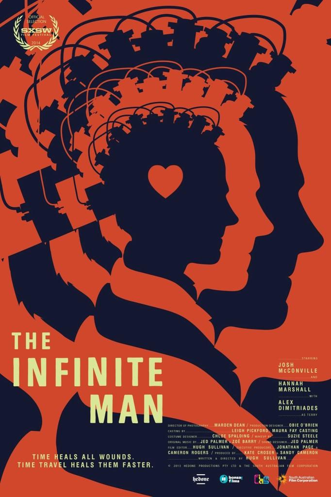THE INFINITE MAN MOVIE POSTER IMAGE