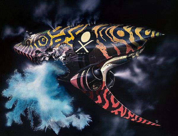 JODOROWSKY'S DUNE CHRIS FOSS CONCEPT ART IMAGE
