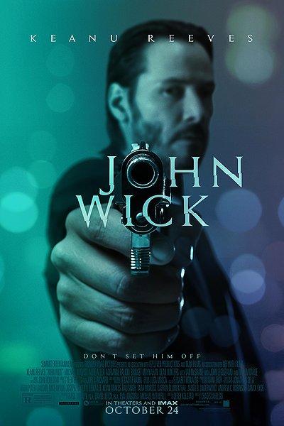 JOHN WICK MOVIE POSTER IMAGE