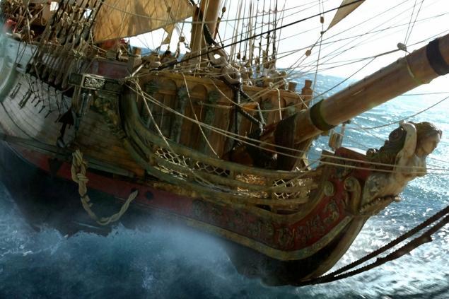 BLACK SAILS PIRATE SHIP IMAGE