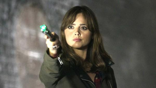 DOCTOR WHO SEASON 8 CLARA (JENNA COLEMAN) IMAGE