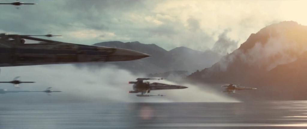 STAR WARS: THE FORCE AWAKENS MOVIE IMAGE