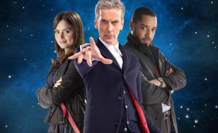 DOCTOR WHO SEASON 8 IMAGE