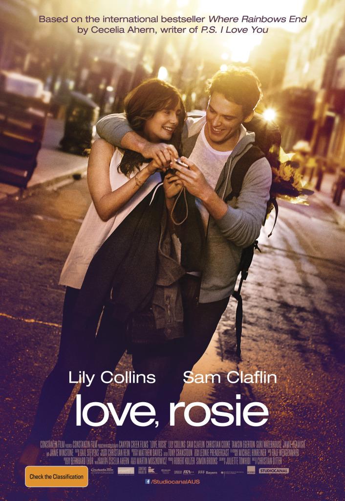 LOVE ROSIE MOVIE POSTER IMAGE