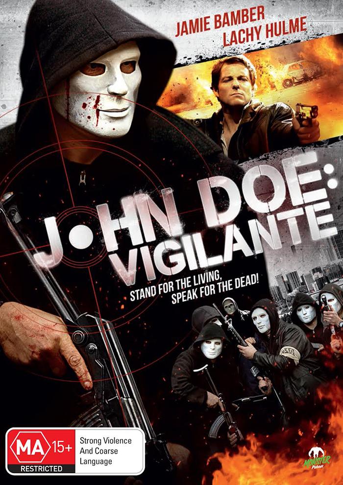 JOHN DOE: VIGILANTE MOVIE IMAGE