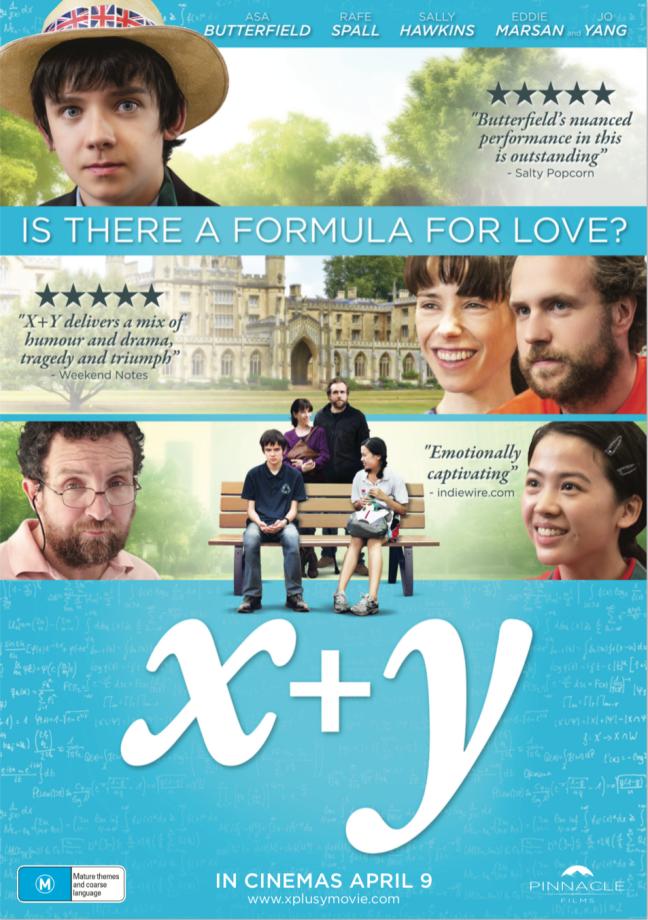 X + Y movie image