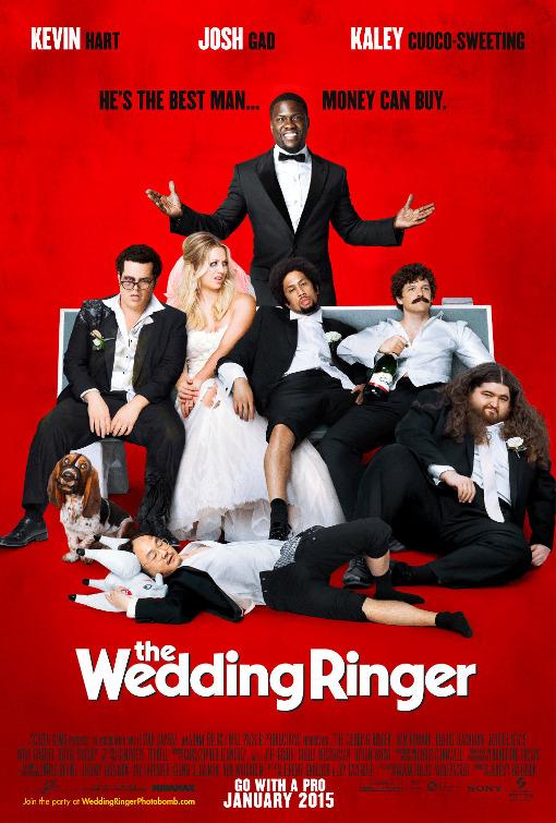 THE WEDDING RINGER MOVIE POSTER IMAGE