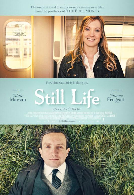 STILL LIFE MOVIE POSTER IMAGE