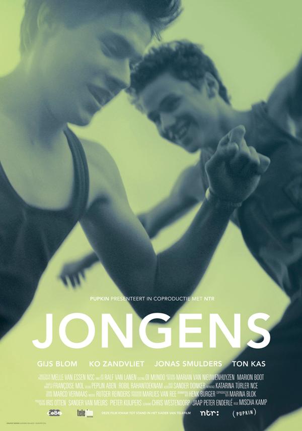 JONGENS (AKA BOYS) MOVIE POSTER IMAGE