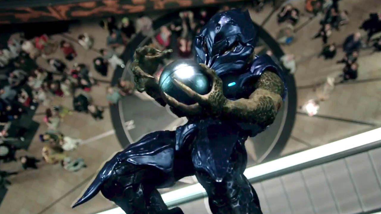 Halo Nightfall Review Blu Ray Giveaway Salty Popcorn