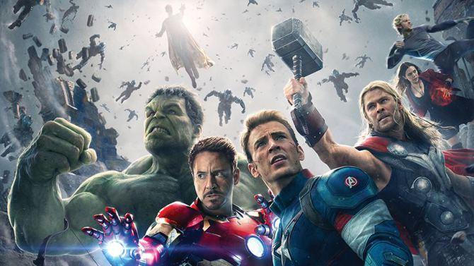 avengers age of ultron movie artwork image