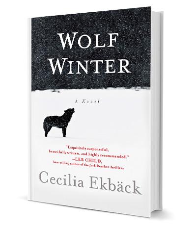 WOLF WINTER | CECILIA EKBACK | BOOK COVER IMAGE