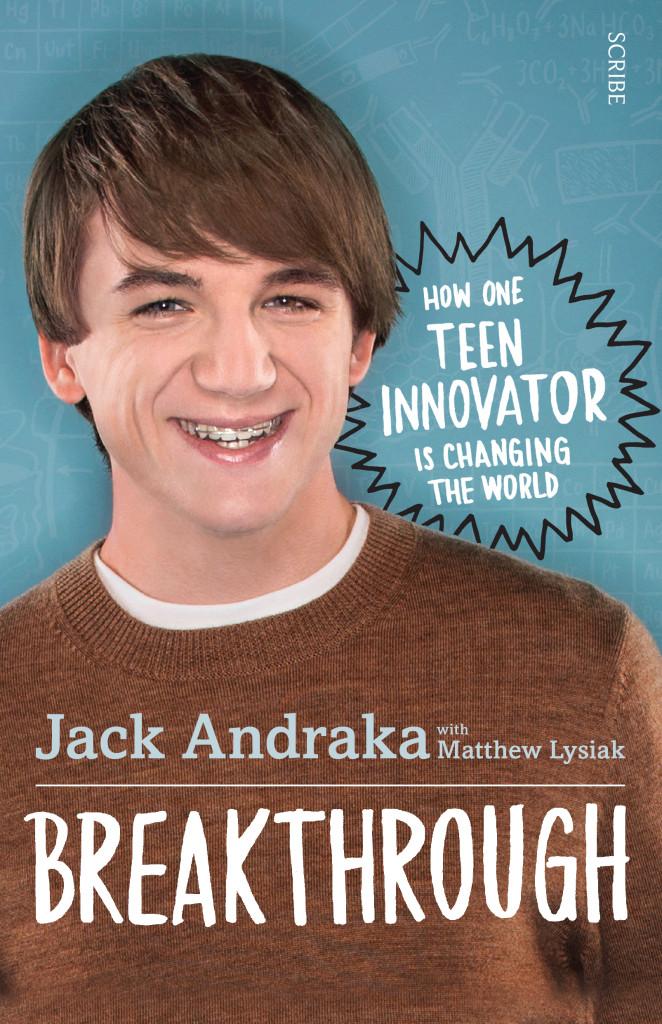 BREAKTHROUGH JACK ANDRAKA BOOK COVER IMAGE