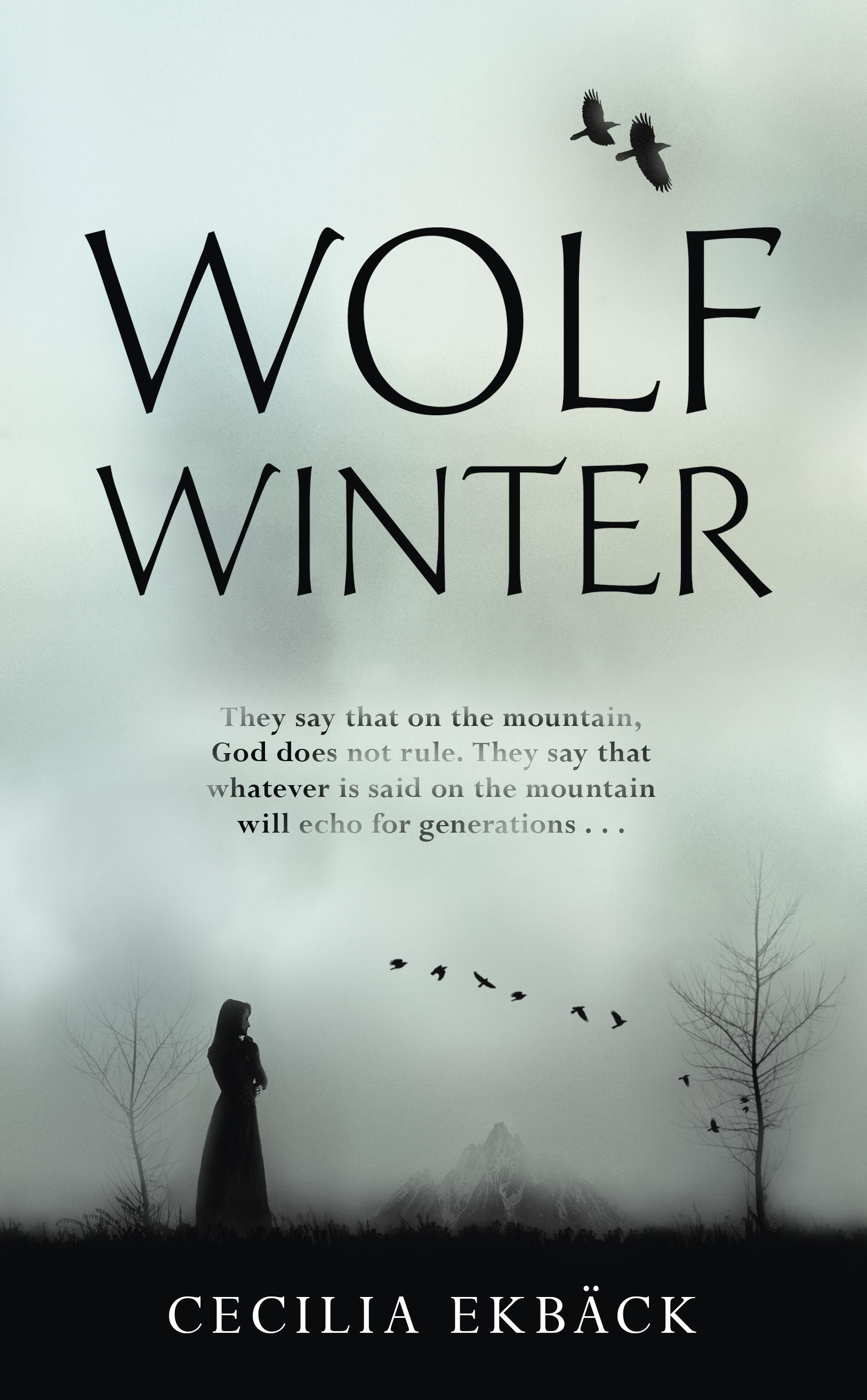 WOLF WINTER | CECILIA EKBACK | BOOK REVIEW