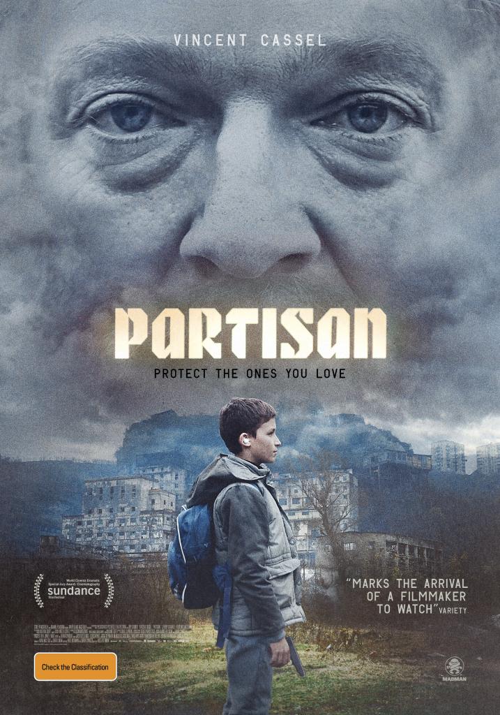 partisan australian poster image