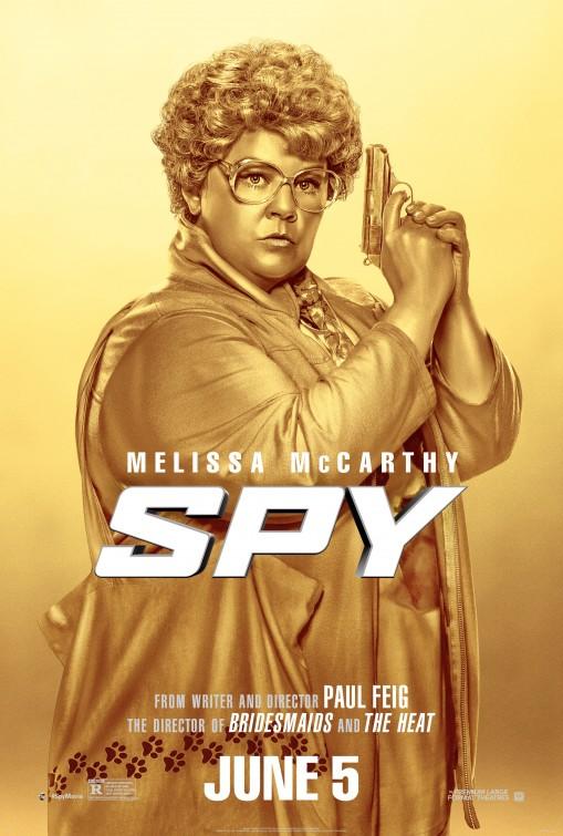 SPY MOVIE POSTER IMAGE