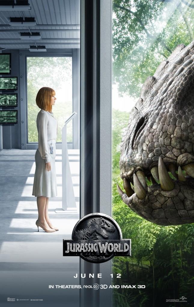jurassic world movie poster image