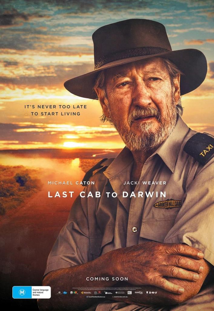 LAST CAB TO DARWIN MOVIE POSTER IMAGE