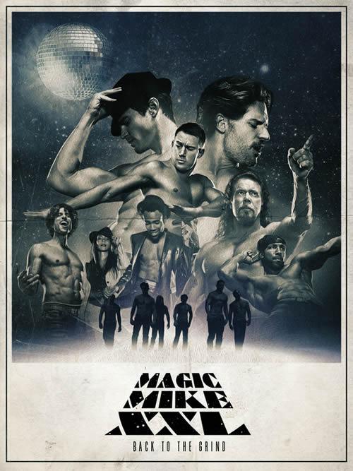 STAR WARS  MAGIC MIKE POSTER IMAGE