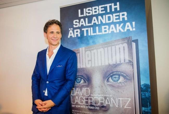 DAVIG LAGERCRANTZ AUTHOR IMAGE