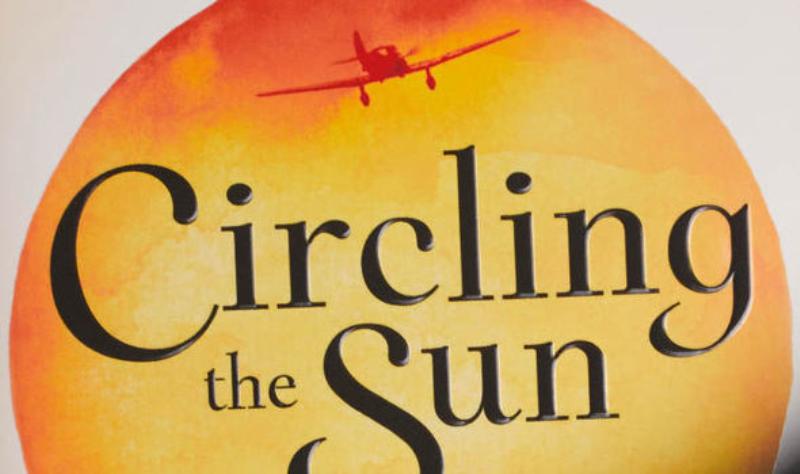 CIRCLING THE SUN | PAULA MCLAIN | BOOK REVIEW