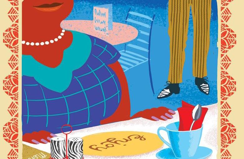 THE HANDSOME MAN'S DE LUXE CAFÉ | ALEXANDER MCCALL SMITH | BOOK REVIEW