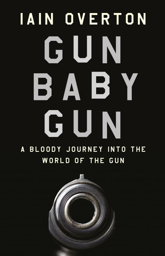 GUN BABY GUN BOOK COVER IMAGE