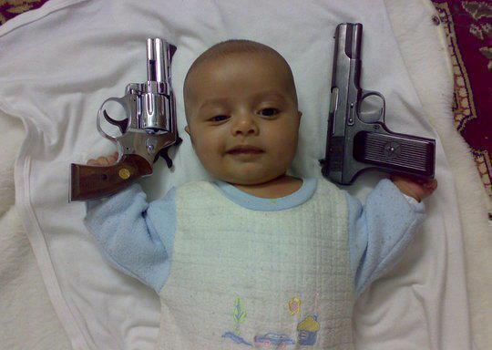 GUN BABY GUN | IAIN OVERTON | BOOK REVIEW