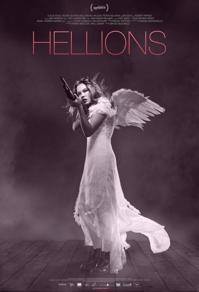 hellions movie poster image